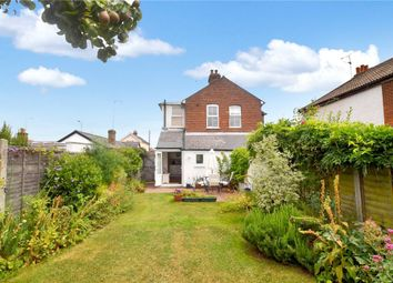 Thumbnail 2 bed semi-detached house for sale in Mill Road, West Mersea, Colchester