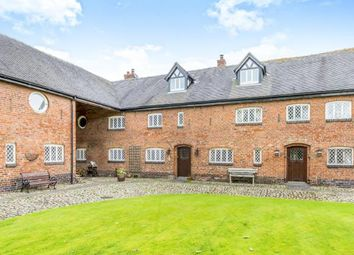 Thumbnail 3 bed terraced house for sale in The Courtyard, Radmore Farm, Hall Lane, Tarporley