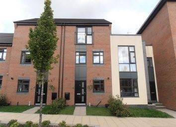 Thumbnail 4 bedroom town house for sale in Kiln View, Hanley, Stoke-On-Trent