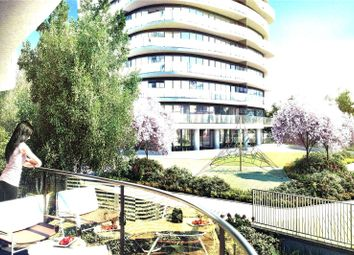 Thumbnail 1 bedroom flat for sale in West Tower, Hoola, Royal Victoria Docks, London