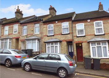 Thumbnail 3 bed terraced house for sale in Grove Road, Luton