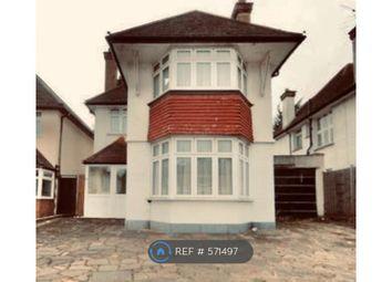 Thumbnail 4 bed detached house to rent in Edgwarebury Lane, London