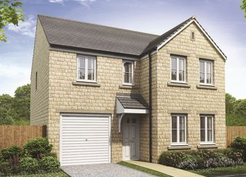 "Thumbnail 4 bed detached house for sale in ""The Kendal"" at Crosland Road, Oakes, Huddersfield"