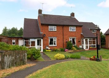 Thumbnail 2 bed semi-detached house for sale in Harefield Crescent, Netheravon, Salisbury