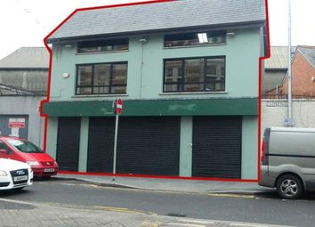 Thumbnail Retail premises for sale in Castle Place, Strabane, County Tyrone