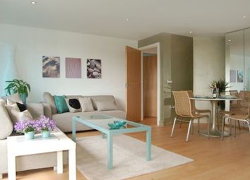 Thumbnail 1 bed flat to rent in The Visage, Winchester Road, St John's Wood