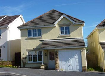 Thumbnail 4 bed detached house to rent in Maes Y Wennol, Carmarthen