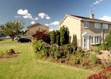Thumbnail 3 bed semi-detached house for sale in Elm Road, Driffield