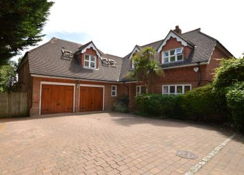 Thumbnail 5 bedroom detached house for sale in Spinney Close, Worcester Park
