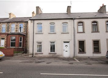 Thumbnail 3 bed terraced house for sale in Victoria Avenue, Conlig, Newtownards