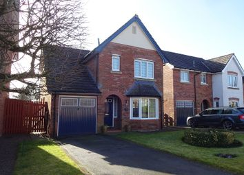 Thumbnail 3 bed detached house for sale in Ash Grove, Heathhall, Dumfries, Dumfries And Galloway.