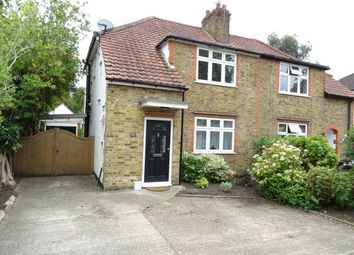 Thumbnail 3 bed semi-detached house for sale in Woodham Lane, New Haw