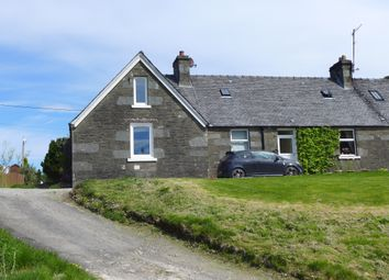 Thumbnail 3 bed end terrace house for sale in 22 Kilmartin, By, Lochgilphead