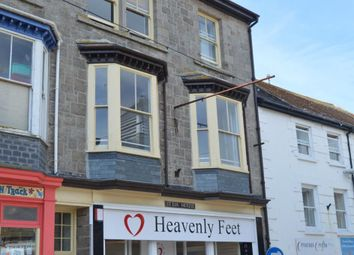 Thumbnail 2 bed flat to rent in St. Eia House, Market Place, St. Ives, Cornwall