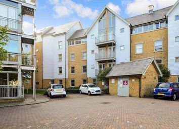 Thumbnail 3 bed flat for sale in Bingley Court, Canterbury, Kent
