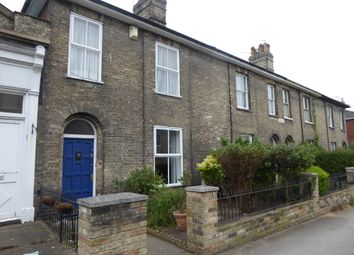 Thumbnail 3 bed terraced house to rent in Station Road, Beccles