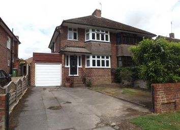 Thumbnail 3 bedroom semi-detached house for sale in Somerset Avenue, Southampton