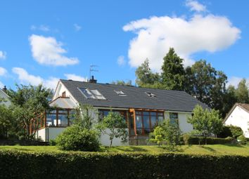 Thumbnail 5 bed detached house for sale in Springhill Road, Peebles