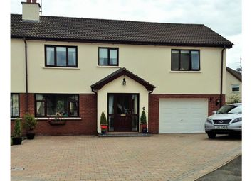 Thumbnail 3 bed semi-detached house for sale in Bramble Wood, Crumlin