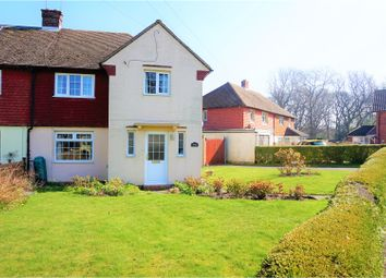 Thumbnail 3 bed semi-detached house for sale in The Square, Westerham