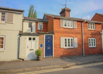 Thumbnail 2 bedroom terraced house to rent in Victoria Road, Farnham, Surrey