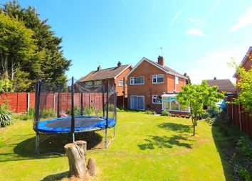 Thumbnail 3 bedroom detached house for sale in Richard Close, Braunstone, Leicester