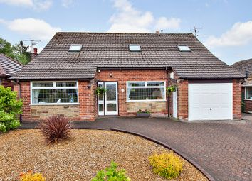 Thumbnail 3 bed detached bungalow for sale in Whitfield Crescent, Newhey, Greater Manchester