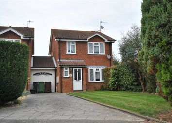 Thumbnail 3 bed link-detached house for sale in Spring Lane, Bexhill-On-Sea, East Sussex