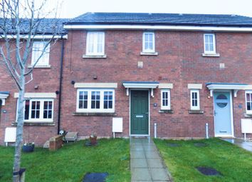 Thumbnail 3 bed terraced house for sale in Lonydd Glas, Llanharan, Pontyclun