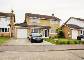 Thumbnail 3 bed detached house for sale in Holledge Crescent, Kirby Cross, Frinton-On-Sea