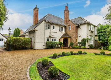Thumbnail 6 bed detached house for sale in Blackwood Close, West Byfleet