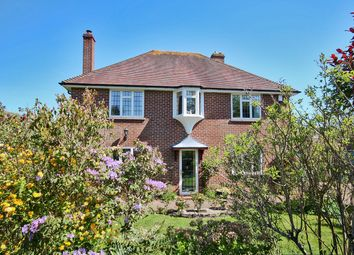 Thumbnail 4 bed detached house for sale in Mayflower Close, Lymington