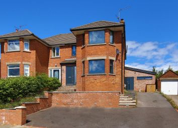 Thumbnail 3 bed semi-detached house for sale in Everest Avenue, Llanishen, Cardiff