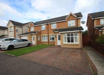 Thumbnail 4 bed semi-detached house for sale in Kirkwood Place, Coatbridge, North Lanarkshire