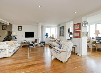 Thumbnail 3 bed flat for sale in Charlwood House, 6 Strand Drive, London