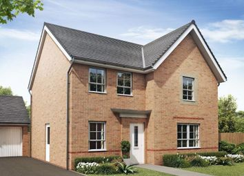 "Thumbnail 4 bedroom detached house for sale in ""Radleigh"" at Ponds Court Business, Genesis Way, Consett"
