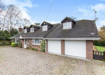 Thumbnail 5 bed bungalow for sale in Hill Way, Ashley Heath, Ringwood