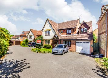 Thumbnail 6 bed detached house for sale in Home Field Close, Stapleton, Bristol