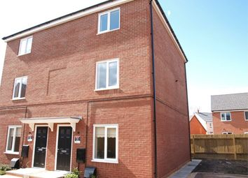Thumbnail 2 bed flat to rent in Metcalfe Close, Stretton, Burton On Trent