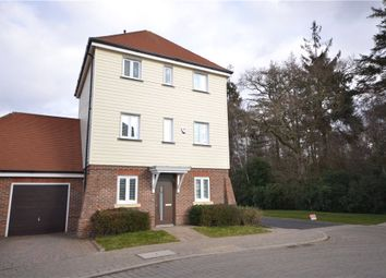 Thumbnail 3 bed detached house for sale in Willowbourne, Fleet, Hampshire