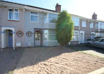 Thumbnail 4 bedroom terraced house for sale in Newey Road, Coventry