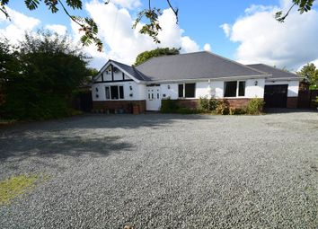 Thumbnail 3 bed detached bungalow for sale in Mill Lane, Higher Heath, Whitchurch