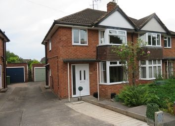 Thumbnail 3 bed semi-detached house to rent in Moreland Avenue, Hereford