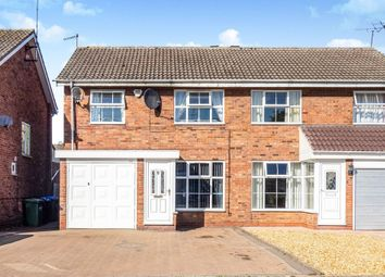 3 bed semi-detached house for sale in Willow Brook Road, Wolston, Coventry CV8