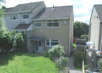 Thumbnail 3 bed semi-detached house to rent in Holly Park Drive, Plymouth
