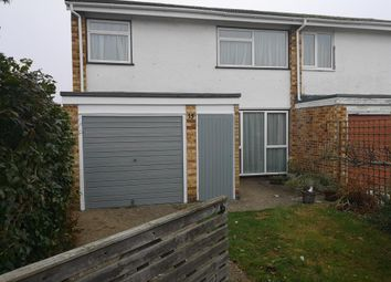 Thumbnail 3 bed semi-detached house to rent in Quantock Avenue, Caversham