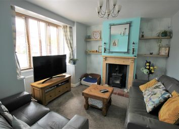 Thumbnail 2 bed end terrace house for sale in Wiltshire Avenue, Rodbourne Cheney, Swindon