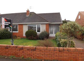 Thumbnail 2 bed bungalow for sale in Longfield, Penwortham, Preston