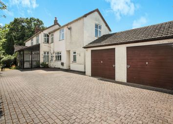Thumbnail 4 bedroom detached house for sale in Hillmorton Road, Rugby