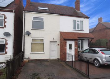Thumbnail 3 bed semi-detached house for sale in High Street, Polesworth, Tamworth